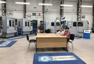 Children's engineering workshop at Marches Centre of Manufacturing
